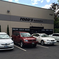 Todds Auto Body >> Lake Oswego Auto Repair Todd S Automotive